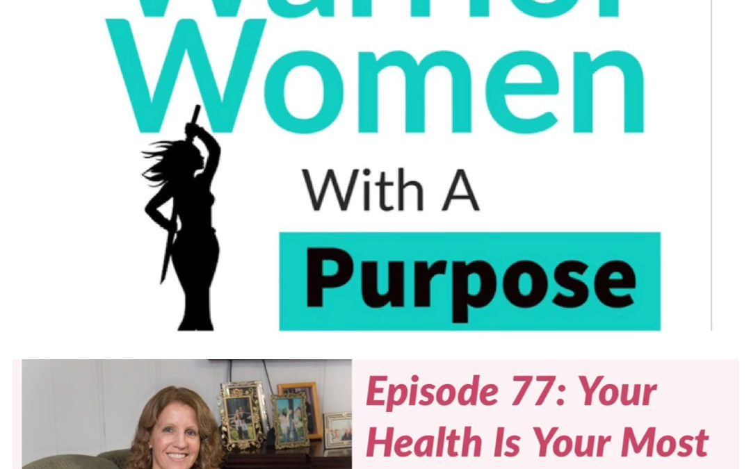 My Guest Appearance on Warrior Women with a Purpose