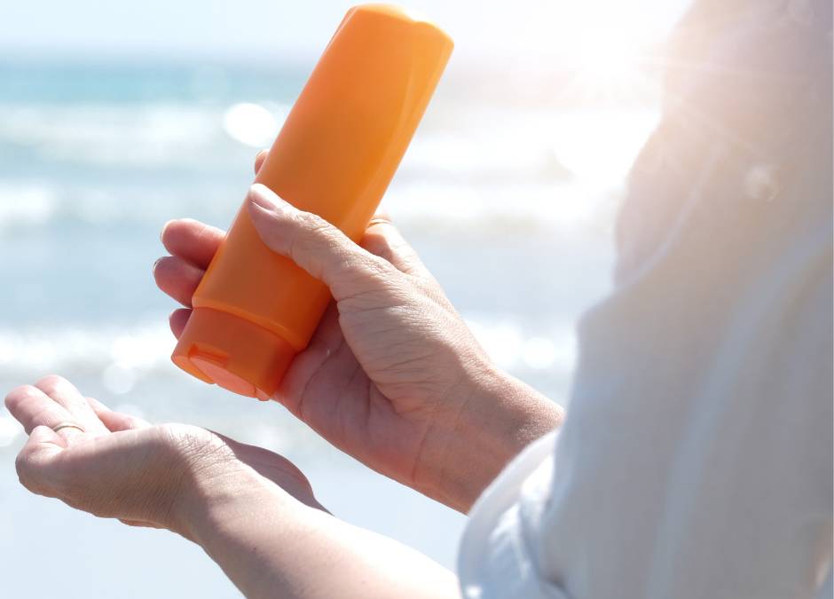 Your Time in the Sun is Vital: How to Find Safe Sunscreen & Maximize your Vitamin D Production