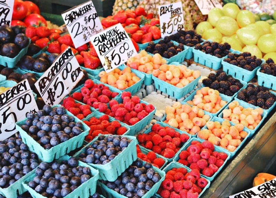 An Easy Resource to Help You Reduce Chemicals When Buying Fruits & Veggies